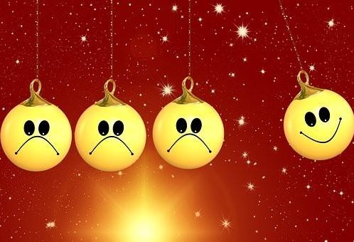 A tristeza no período do fim de ano