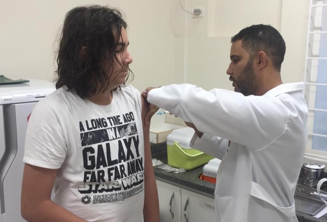 Maringá realiza Dia D das Vacinas