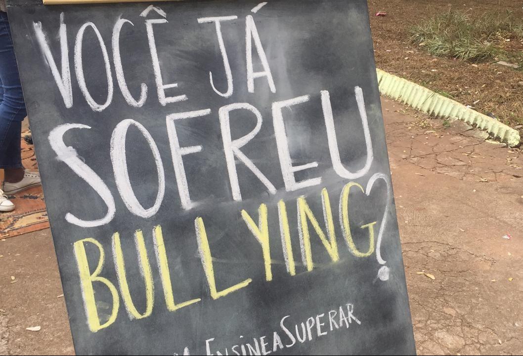Projeto de uma escola particular de Maringá debate o bullying