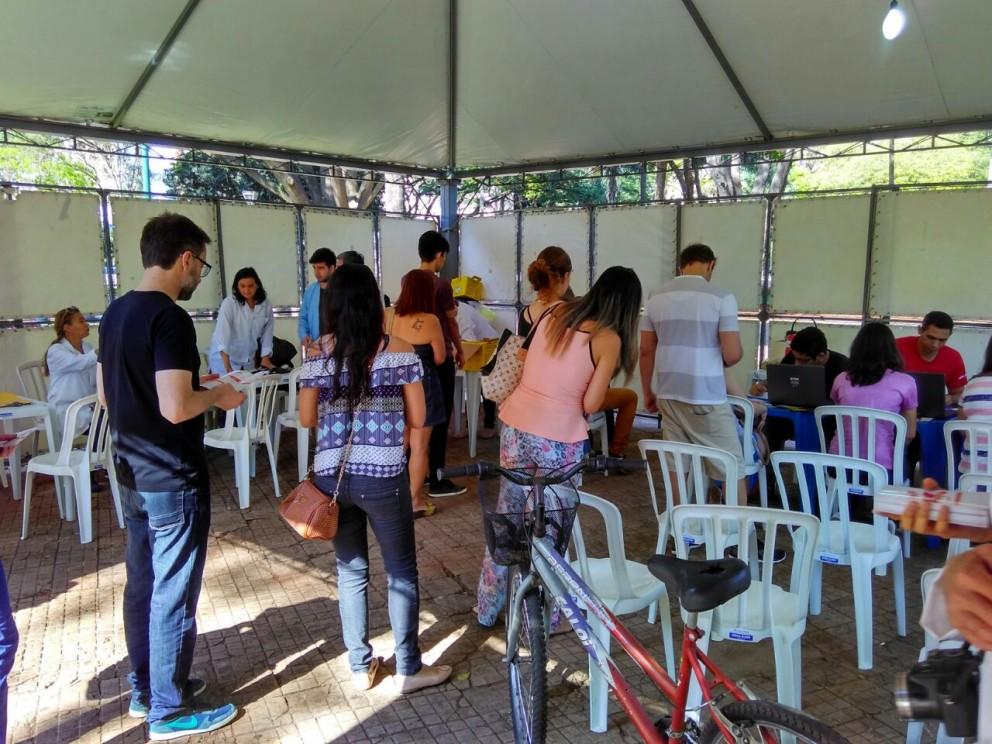 Ação para doação de órgãos é realizada em Maringá