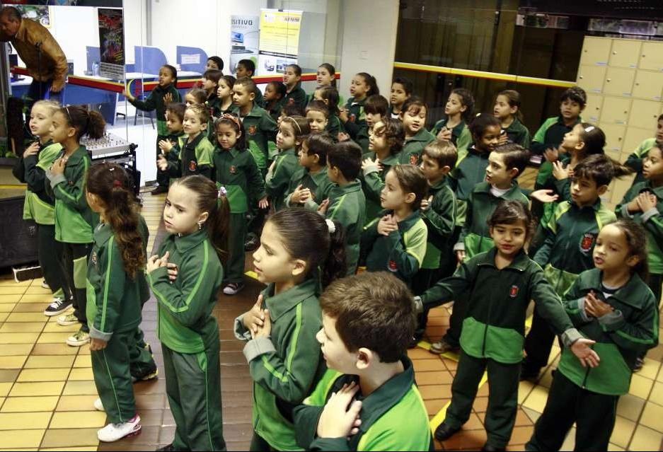 Começam as aulas na rede municipal de ensino de Maringá