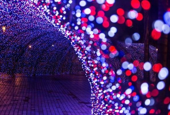 Prefeitura pede apoio da população para a conservação dos enfeites de Natal