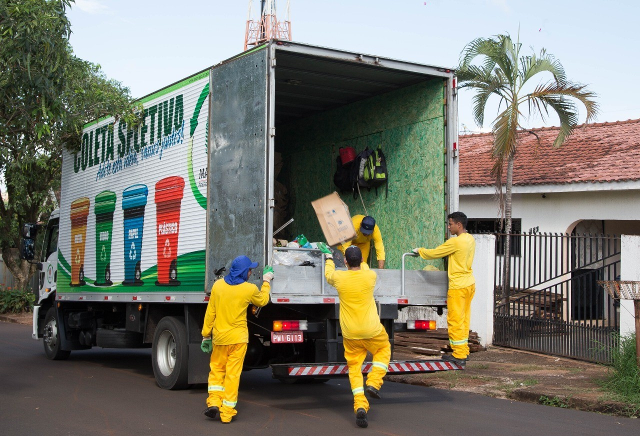 Secretaria de Serviços Públicos volta a distribuir sacolas ecológicas