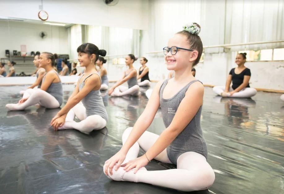 Abertas as inscrições para curso de ballet