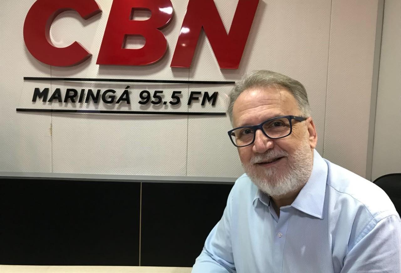 Geraldo Alckmin estará em Maringá nessa quinta-feira (28)