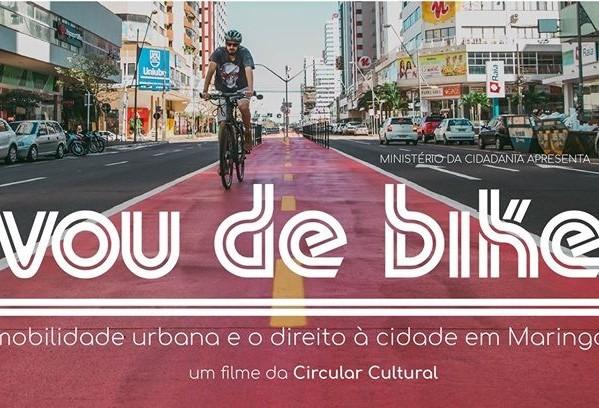 """Entrevista com Daniela Gianini, produtora e roteirista do documentário maringaense """"Vou de Bike"""""""