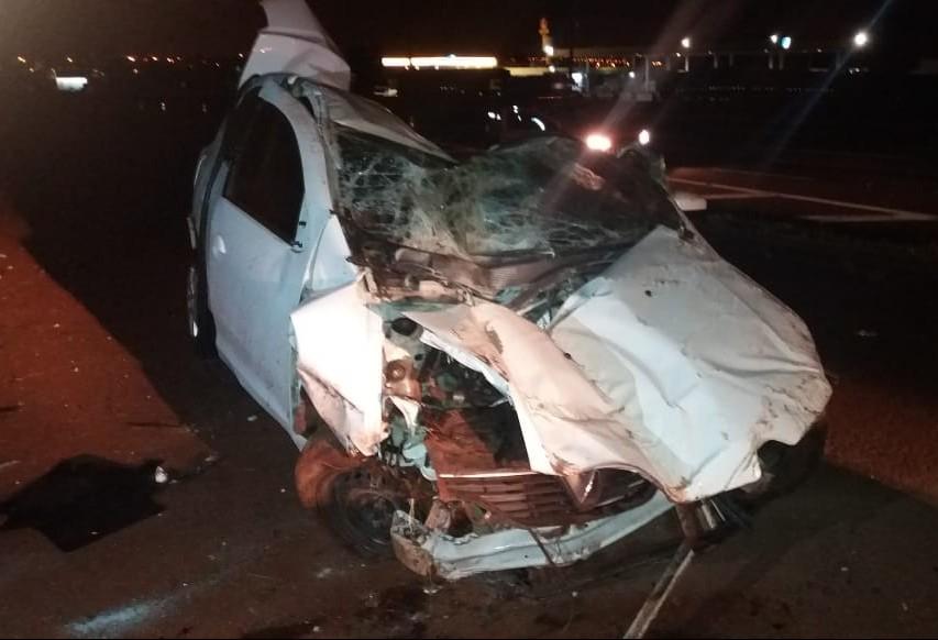 Ex-policial militar morre em acidente na BR-376