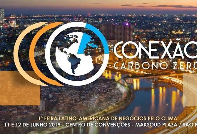 1ª Feira Latino-americana Negócios Pelo Clima ocorrerá em São Paulo