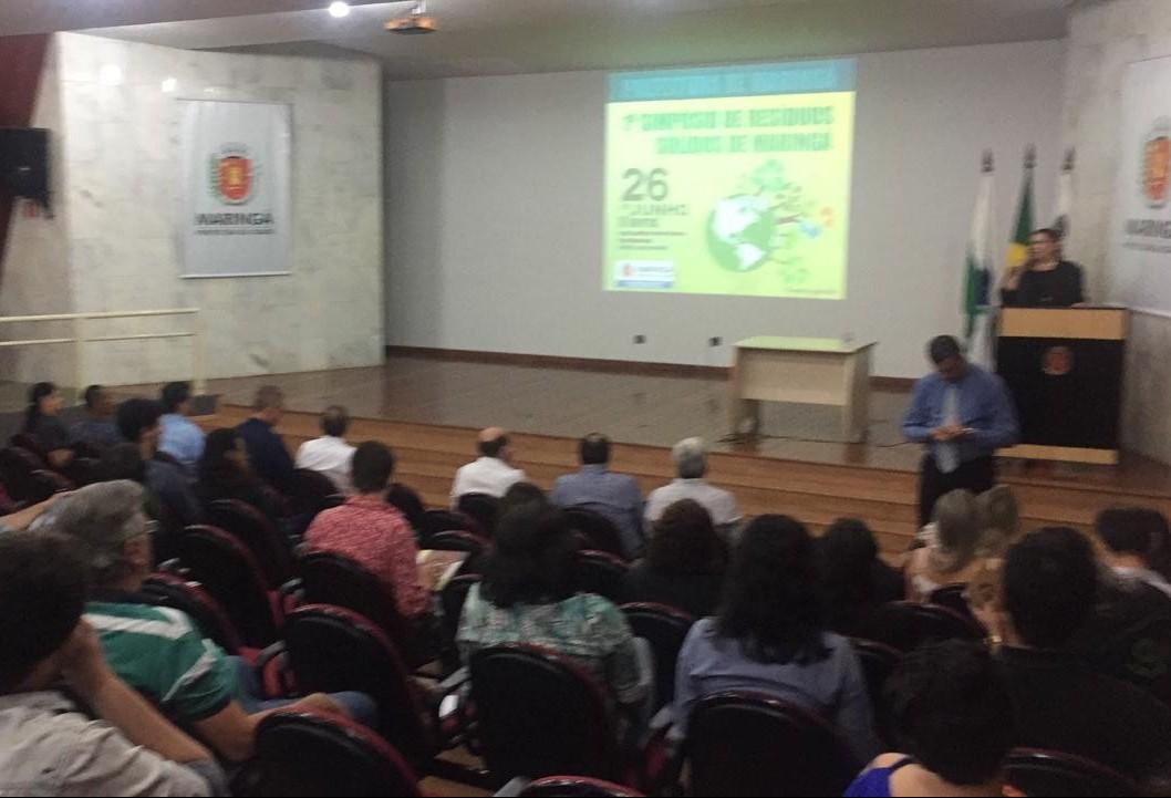 Maringá ganha 26 pontos de coleta de lâmpadas fluorescentes