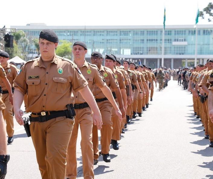 Concurso para soldado e bombeiro militar do Paraná é adiado