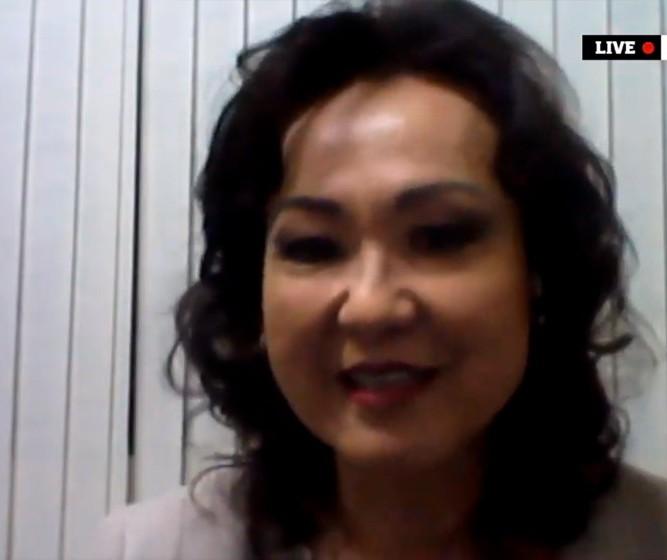 Maringá precisa saber dosar necessidade econômica e monitoramento da doença, diz pré-candidata Akemi Nishimori