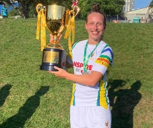 Maringaense representará o Brasil no sorteio da Copa do Mundo de Rugby
