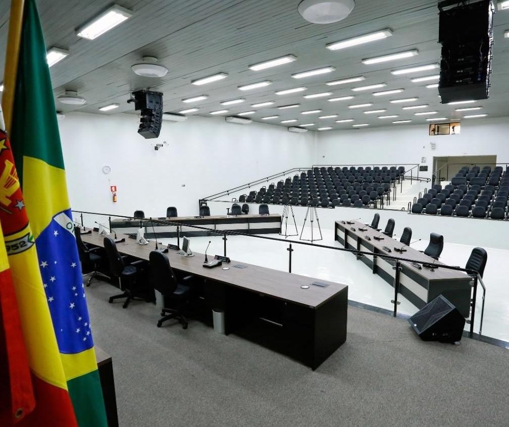 Câmara de Maringá suspende sessões devido à Covid-19