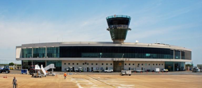 Movimento no aeroporto de Maringá em junho é 1100% maior que no mesmo mês de 2020