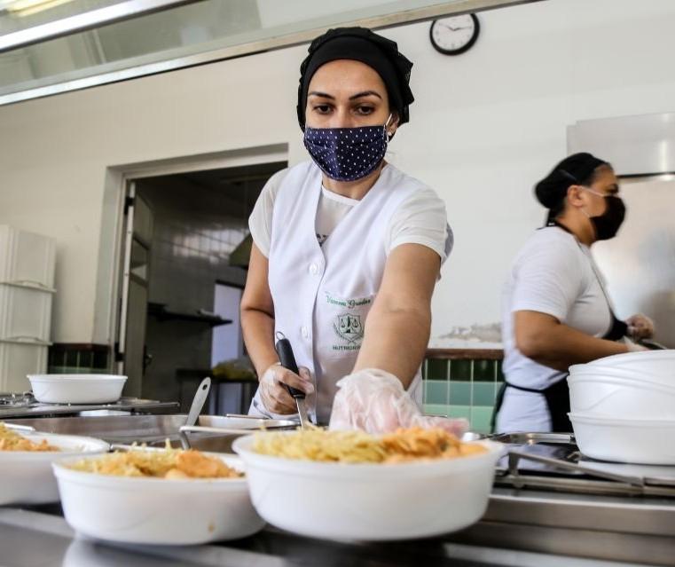 Restaurante popular de Maringá estreia opção vegetariana no cardápio