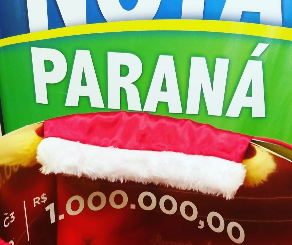 Nota Paraná: Saiba de onde são os ganhadores dos prêmios principais