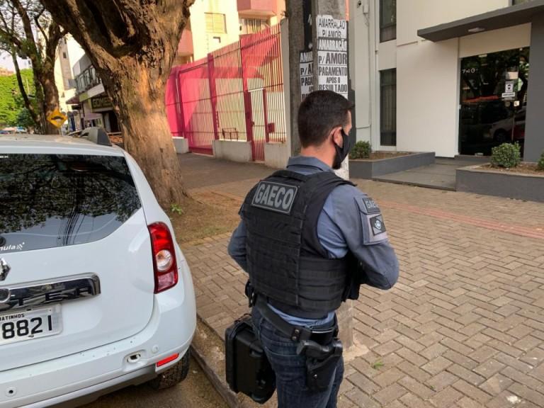 Maringá e Paiçandu: MP apura lavagem de dinheiro e corrupção