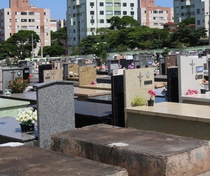 Cemitério Municipal terá entrada liberada, mas administração pede cuidado