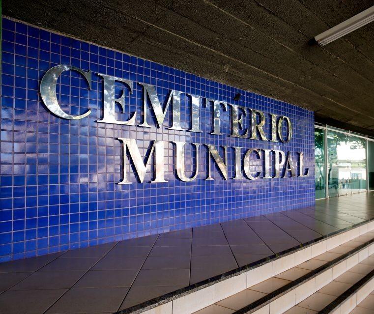 Prefeitura de Maringá está ampliando carneiras e gavetários no cemitério municipal