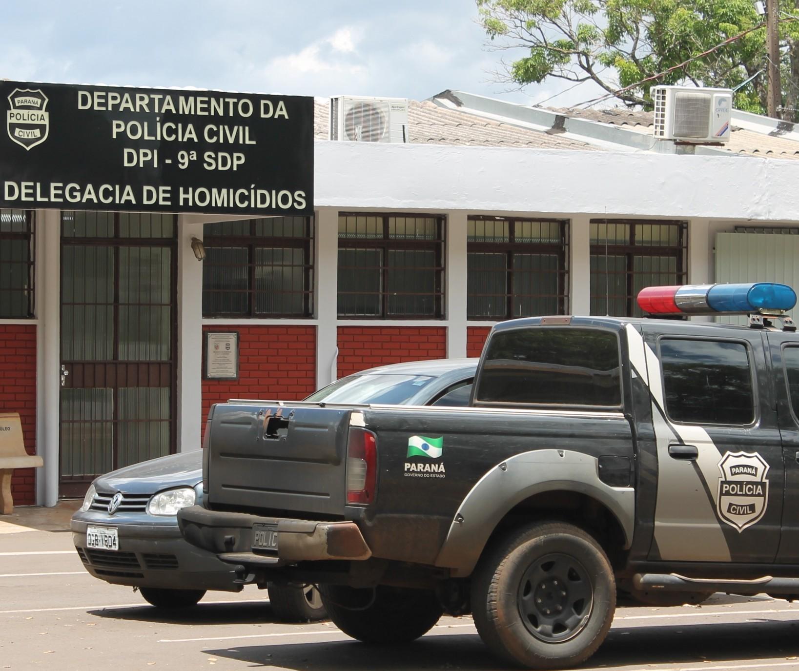 Polícia prende suspeito de ter matado servidor da UEM