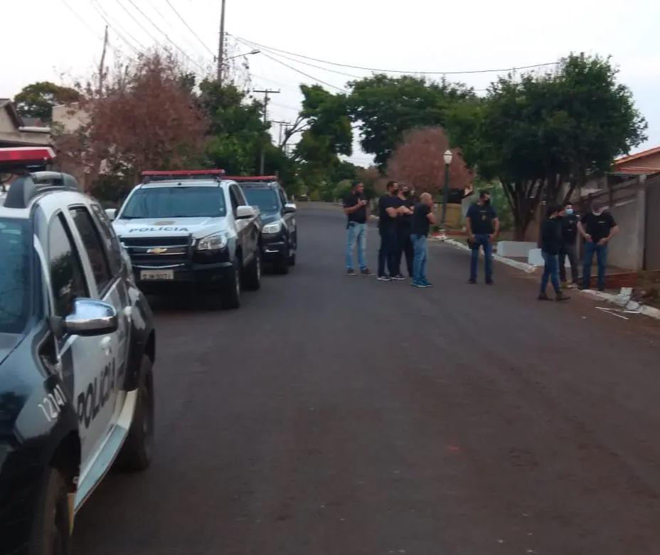 Polícia Civil de SP faz operação na região contra roubo de cargas de combustíveis