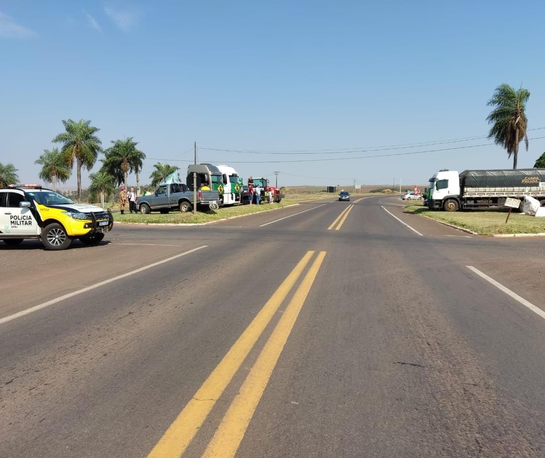 PRE monitora pontos de concentração de pessoas em estradas da região