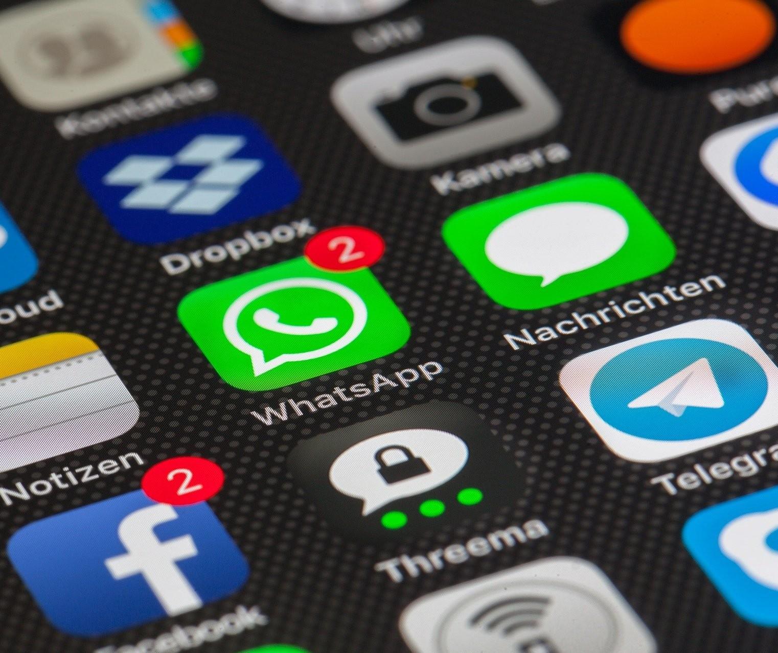 Sequestrado nas redes sociais