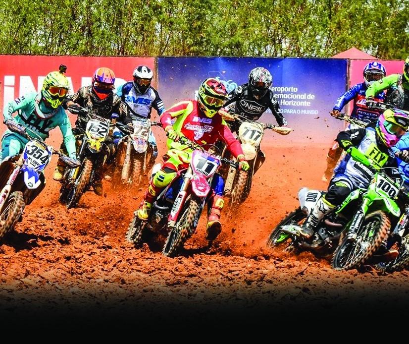 Etapas do Campeonato Brasileiro de Motocross são suspensas