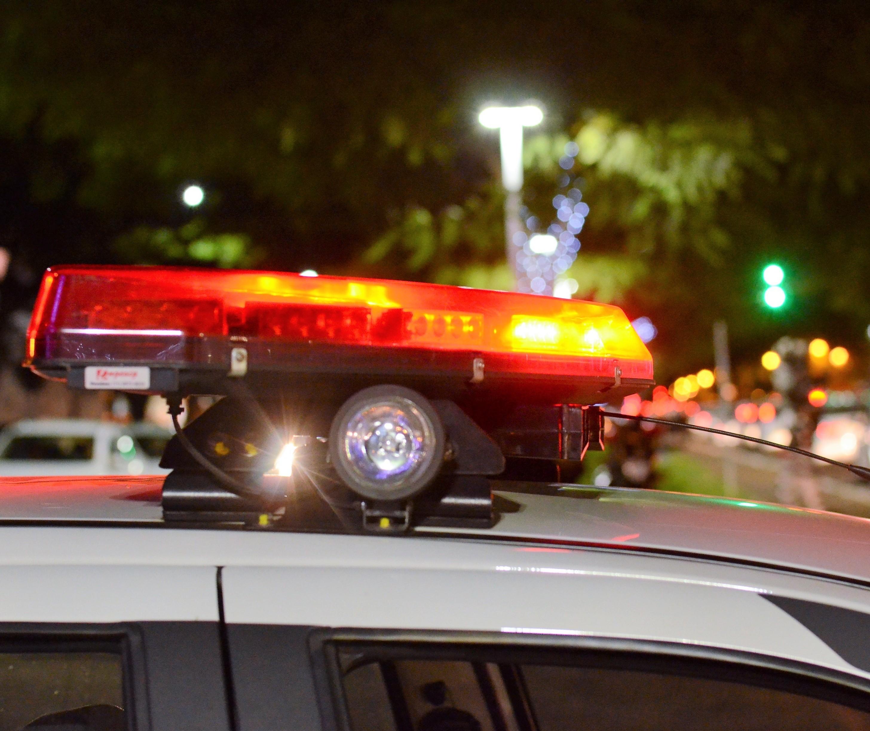 Traficante com passagens por roubo e homicídio é preso após roubar moto