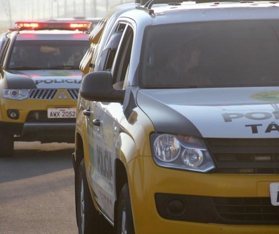 PM prende traficantes com drogas e armas em Maringá