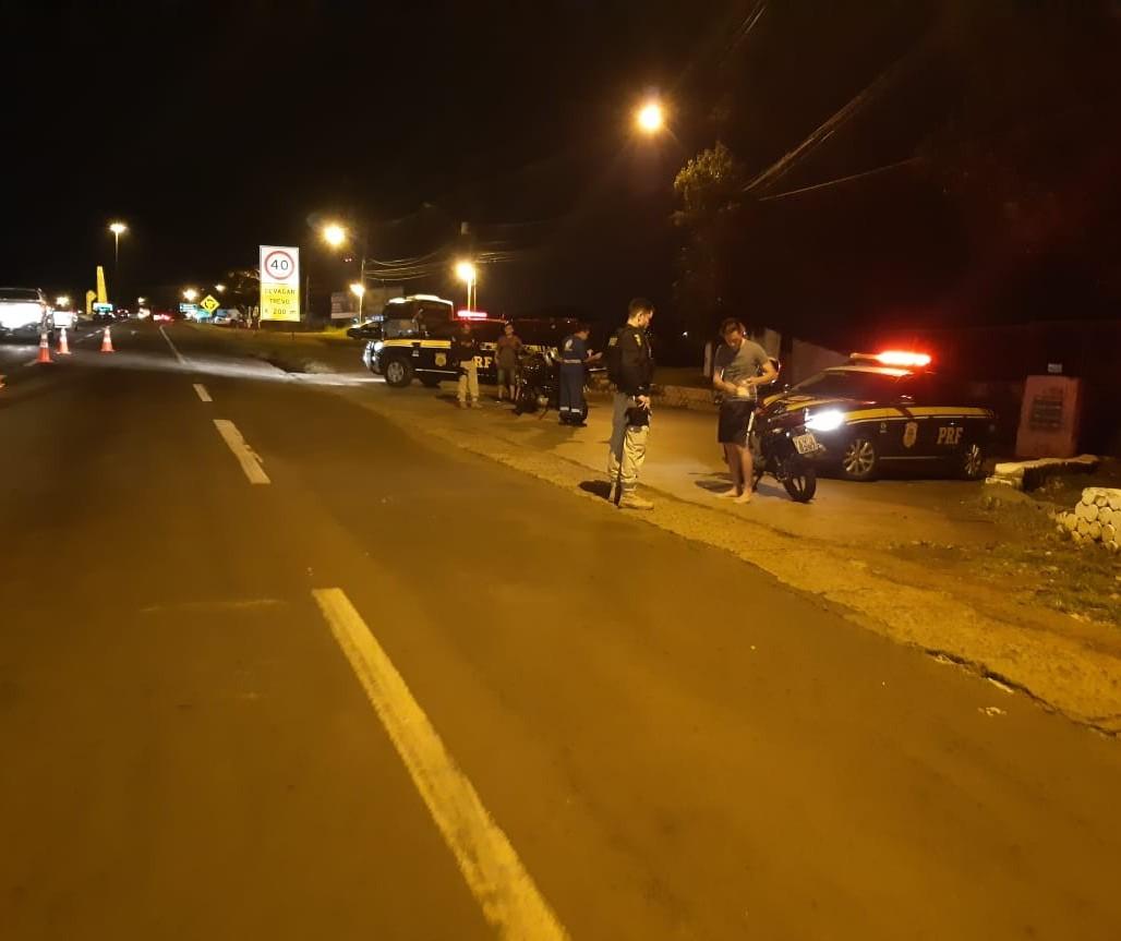 PRF prende homem com CHN falsa em Maringá