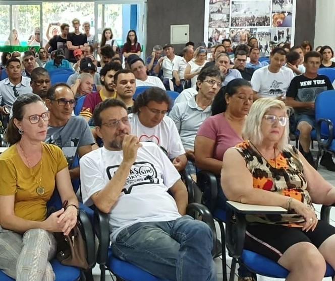 Após decisão da APP, Sesduem deve aprovar indicativo de greve