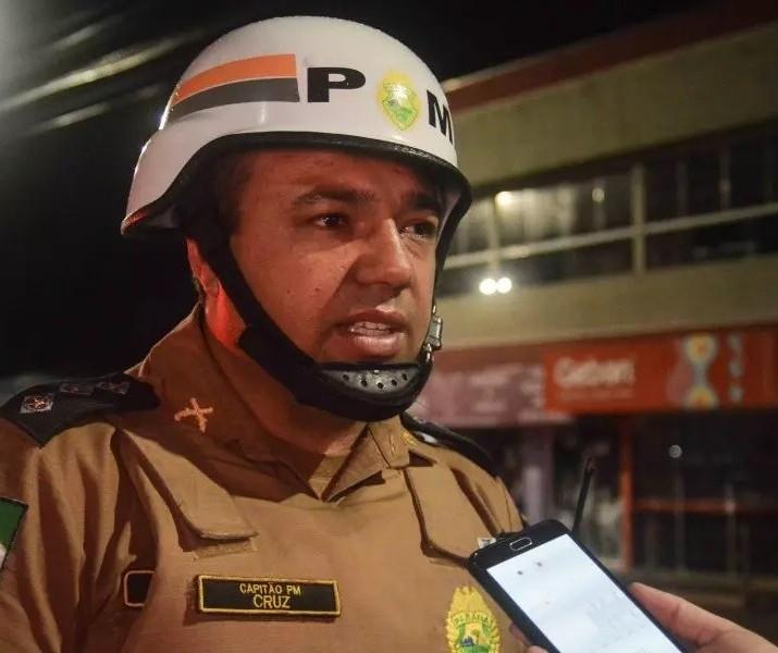 """""""Peço que a comunidade continue acreditando no trabalho dos policiais"""", diz novo comandante da 4ª Cia da PRE"""