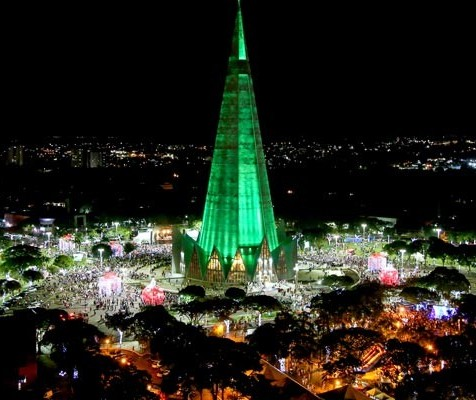 Maringá terá atrações de Natal em 2020?
