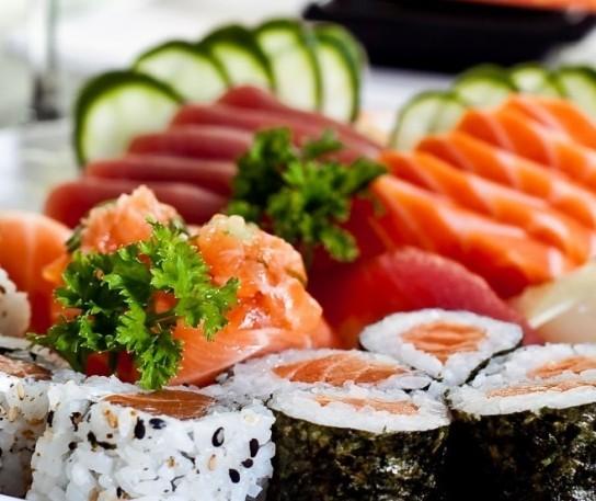 Influência  japonesa na culinária brasileira