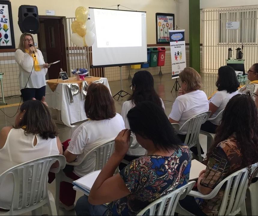 Educadores de Maringá são capacitados para combater violência
