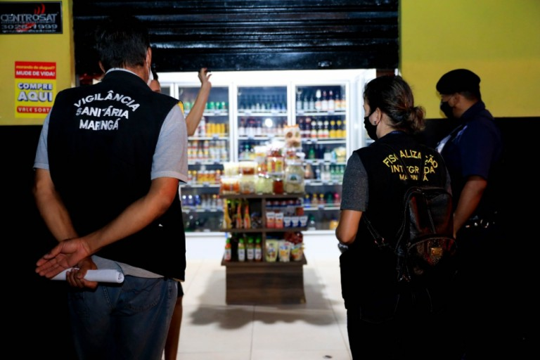 Prefeitura de Maringá aplicou três autuações de R$ 10 mil no fim de semana