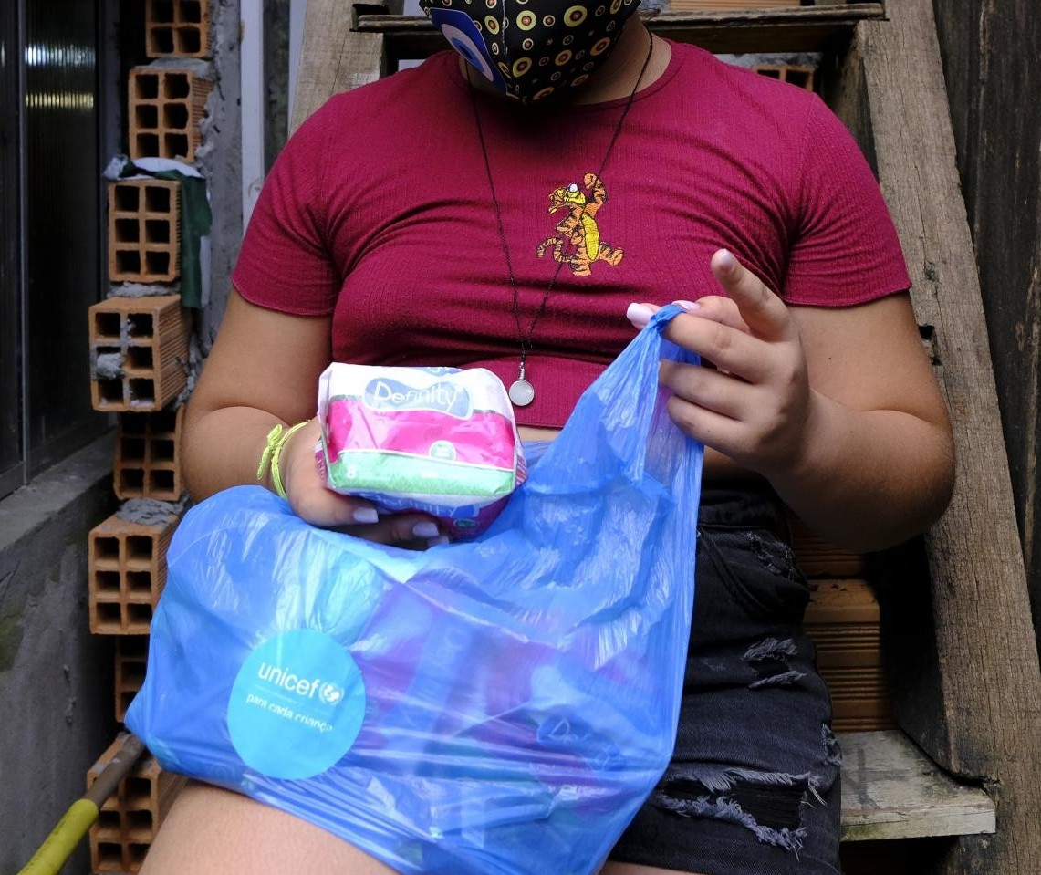 Paraíso do Norte vai distribuir absorventes à mulheres em situação de vulnerabilidade
