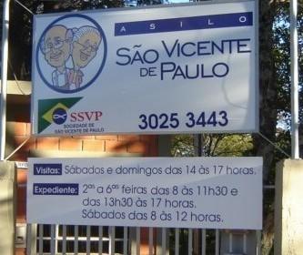 Asilo São Vicente de Paulo confirma morte de idoso por Covid-19