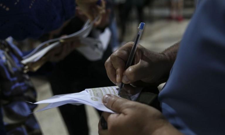 Lei que impede prisão de eleitor é de 1965