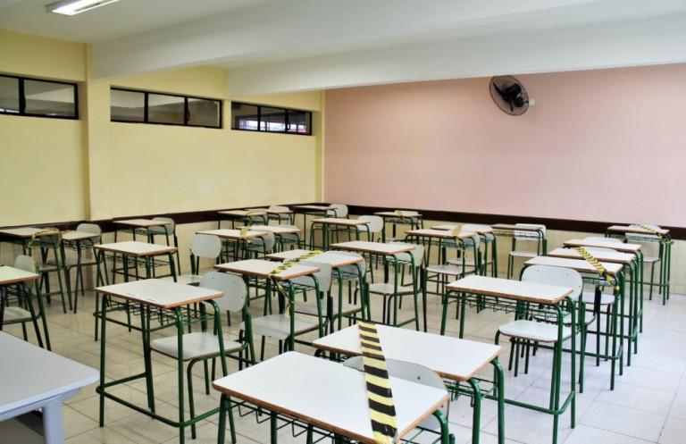 Aulas presenciais na rede estadual de Maringá e região não retornam na semana que vem