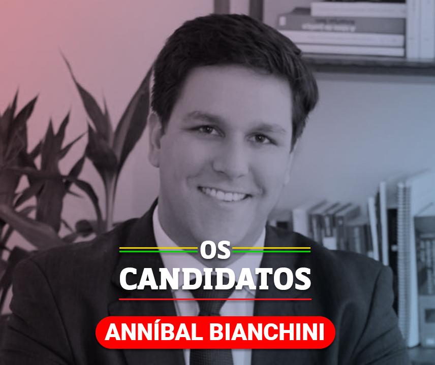 Quem é o candidato Anníbal Bianchini e quais são suas propostas?