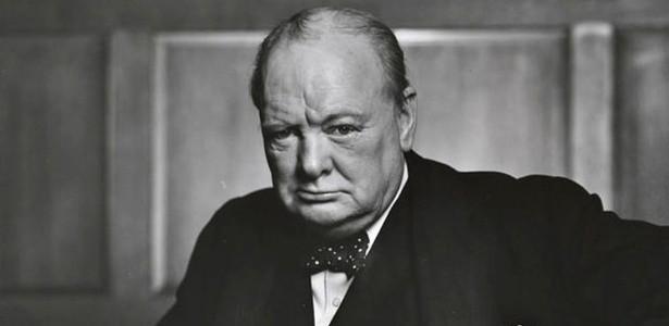 A relação de Winston Churchill e o vinho