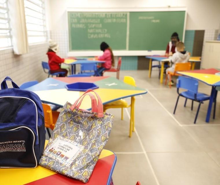 Ensino Integral é retomado nos Cmeis da rede municipal em Maringá