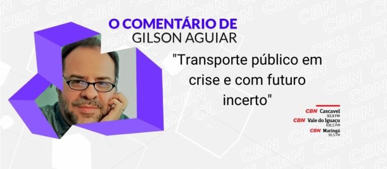 Transporte coletivo, em crise e com futuro incerto