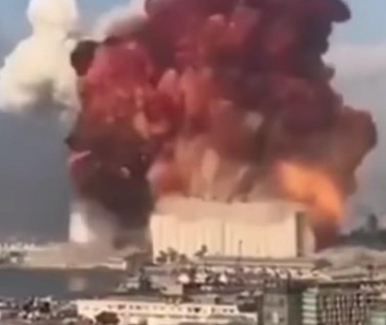 Vamos falar sobre... a tragédia no Líbano