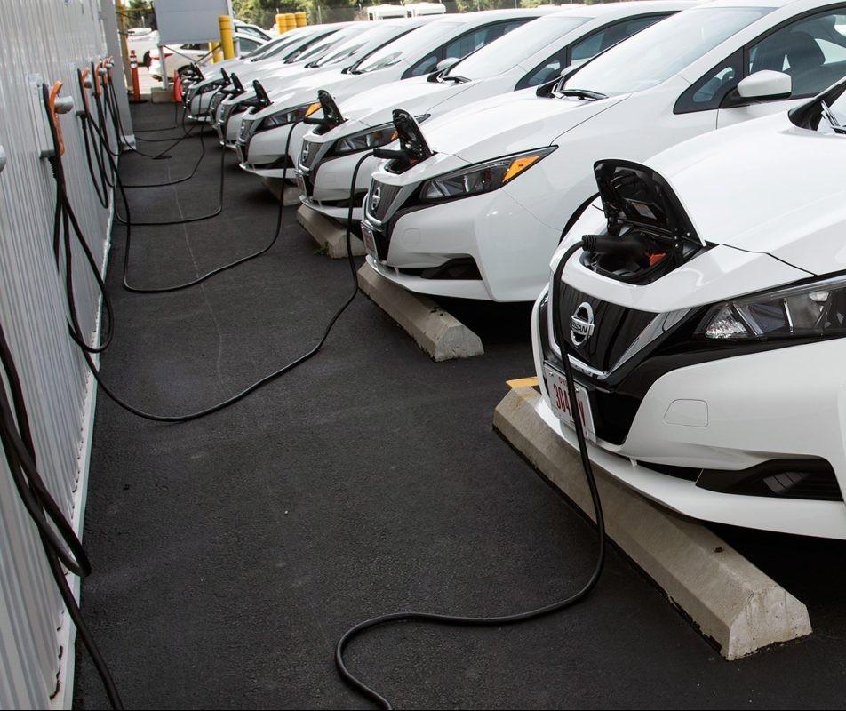 Utilizar uma frota de carros elétricos como uma mega bateria, é possível?