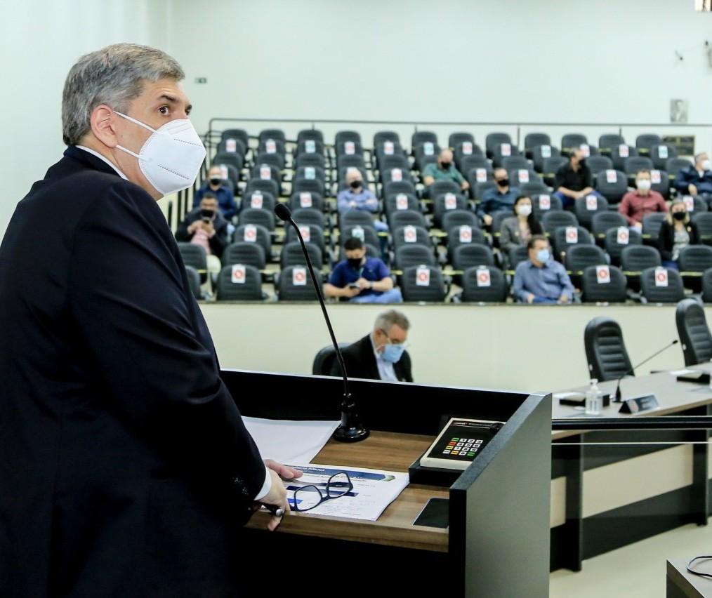 Maringá arrecadou quase 75% do IPTU lançado em 2021 só no primeiro quadrimestre