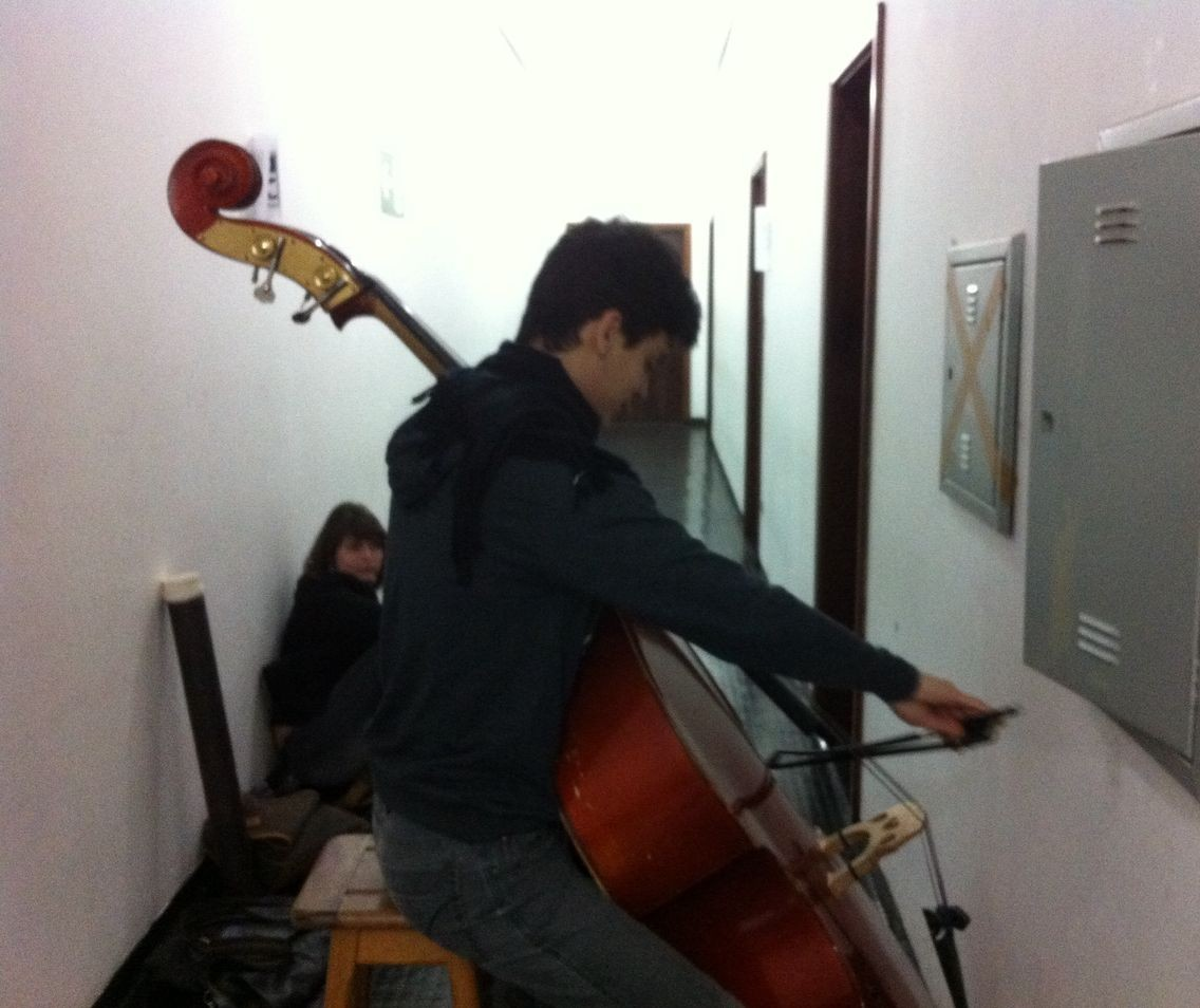 Oficinas do Festival de Música de Maringá movimentam Teatro Calil Haddad