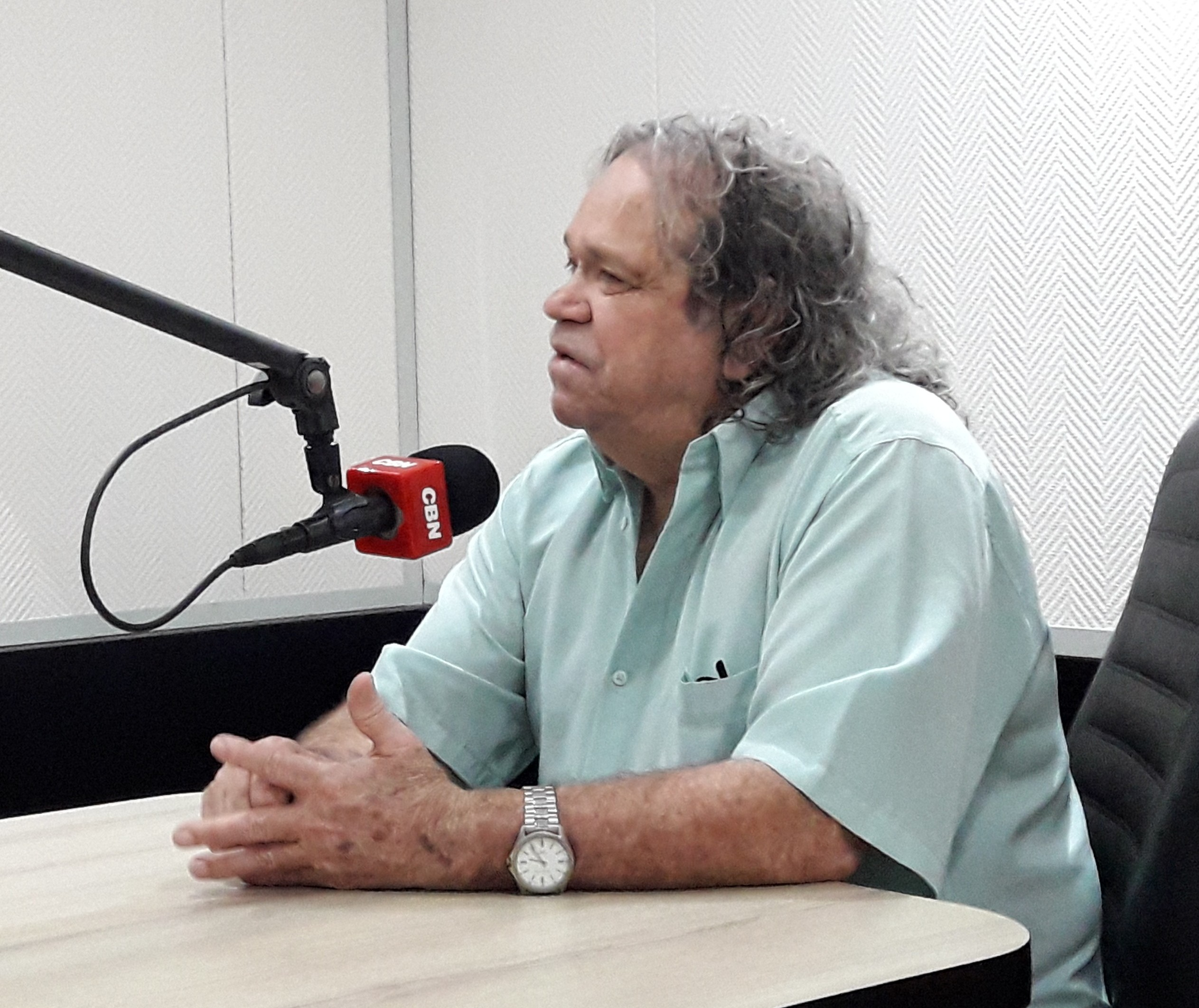 Belino Bravin (sem partido) recebeu muitas demandas de eleitores em 2019
